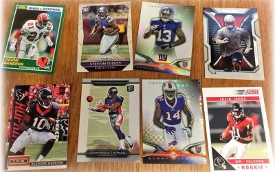Diversify your portfolio with these Rookie Trading Cards – Under $75!
