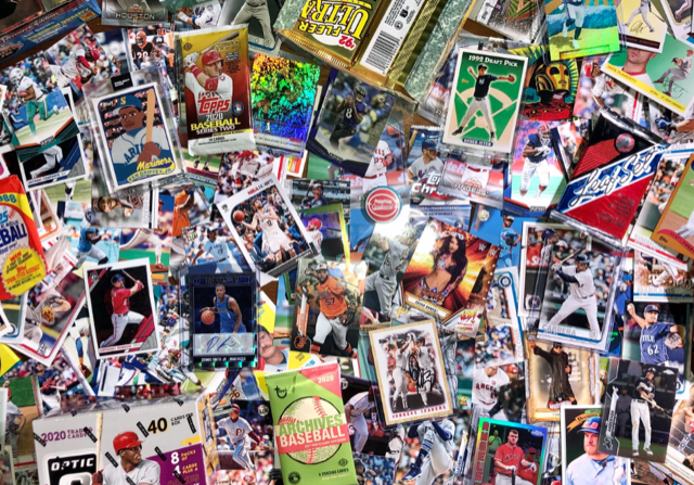 Why we are betting on sports cards